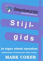 Cover for 'De Smashwords Stijlgids'