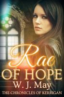 Cover for 'Rae of Hope'