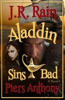 Cover for 'Aladdin Sins Bad (The Aladdin Trilogy #2)'