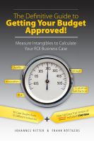 Cover for 'The Definitive Guide to Getting Your Budget Approved!'