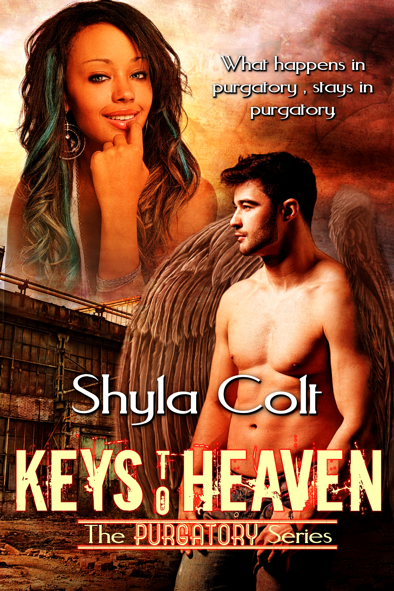 Shyla Colt - Keys to Heaven