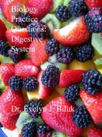 Cover for 'Biology Practice Questions: Digestive System'