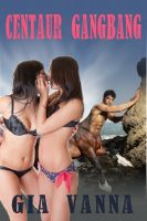 Cover for 'Centaur Gangbang (A Holiday Sex Romance)'