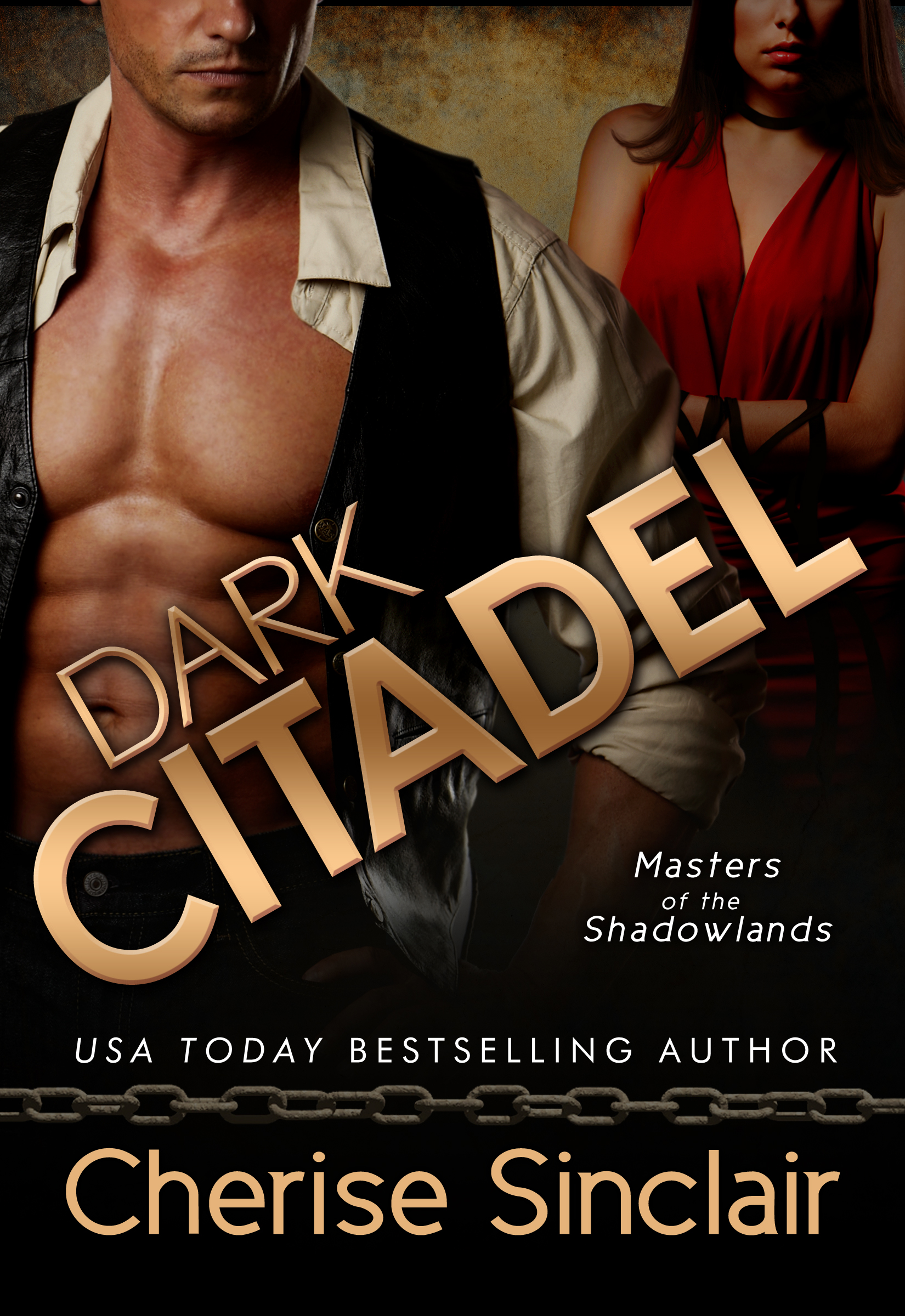 Cherise Sinclair - Dark Citadel: Masters of the Shadowlands 2