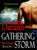 Cover for 'Gathering Storm (BLACK SWAN 5)'