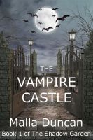 Cover for 'The Vampire Castle'