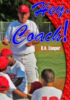Cover for 'Hey, Coach!'