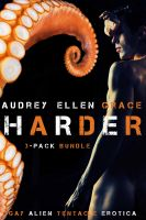 Cover for 'Harder (3-Pack Bundle) (Gay Alien Tentacle Erotica)'