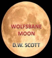 Cover for 'Wolfsbane Moon'