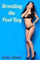 Cover for 'Breeding the Pool Boy'