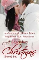 Cover for 'A Legendary Christmas (Boxed Set, 4 Novellas)'