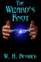 Cover for 'THE WIZARD'S KNOT'