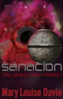 "Cover for 'Sanación ""The Black Hole Mission""'"
