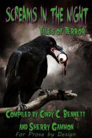 Cover for 'Screams in the Night: Tales of Terror'