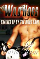 Cover for 'Wild Hogs: Chained Up by the Biker Gang'