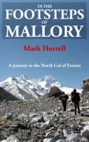 Cover for 'In the Footsteps of Mallory: A journey to the North Col of Everest'