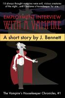 Cover for 'Employment Interview With A Vampire'