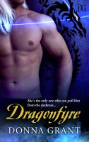 Cover for 'Dragonfyre'