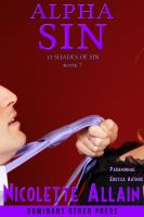 Cover for 'Alpha Sin (mind control erotica)'