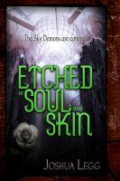 Cover for 'Etched in Soul and Skin'