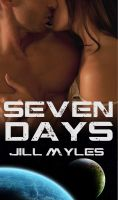 Cover for 'Seven Days - A Space Romance'