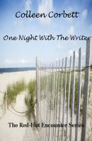 Cover for 'One Night With The Writer'