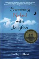 Cover for 'Swimming Naked with Jellyfish'