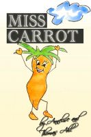 Cover for 'Miss Carrot'