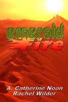 Cover for 'Emerald Fire'