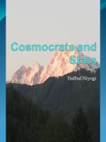 Cover for 'Cosmocrats and stars.'