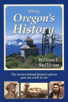 Cover for 'Hiking Oregon's History'
