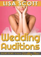 Cover for 'Wedding Auditions'