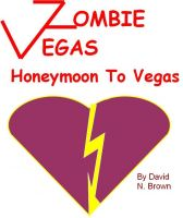 Cover for 'Zombie Vegas: Honeymoon to Vegas'
