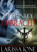 Cover for 'Eternity Embraced'
