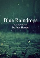 Cover for 'Blue Raindrops'