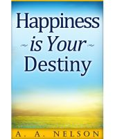 Cover for 'Happiness is Your Destiny'