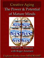 Cover for 'Creative Aging: The Power and Potential of the Mature Mind'