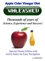 Cover for 'Apple Cider Vinegar Diet Unleashed'
