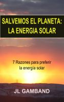 Cover for 'Salvemos el Planeta: la Energía Solar'