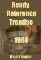Cover for 'Ready Reference Treatise: 1984'