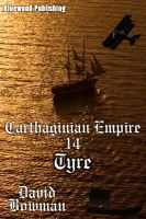 Cover for 'Carthaginian Empire 14 - Tyre'