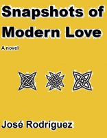 Cover for 'Snapshots of Modern Love'