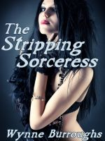 Cover for 'The Stripping Sorceress'