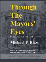 Cover for 'Through The Mayors' Eyes'
