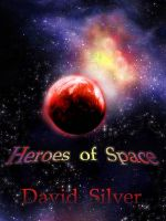 Cover for 'Heroes of Space'