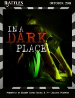 Cover for 'In a Dark Place'