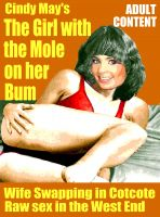 Cover for 'The Girl with the Mole on her Bum'