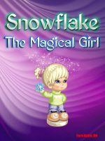 Cover for 'Snowflake The Magical Girl'