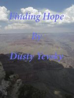 Cover for 'Finding Hope'