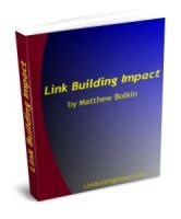 Cover for 'Link Building Impact'